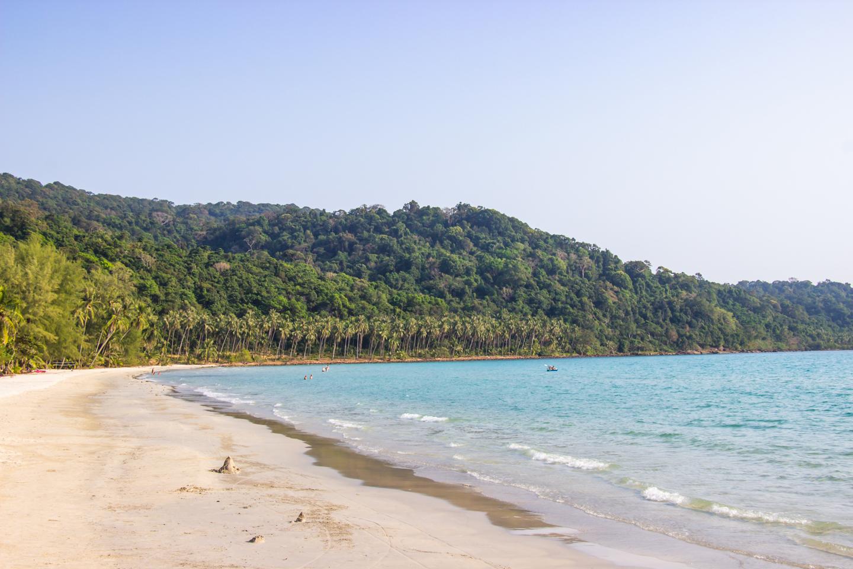 Ao Phrao Beach Koh Kood